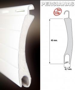 Persianas Aluminio Lama térmica c45
