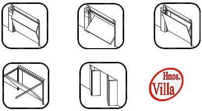Tipos de puertas basculantes